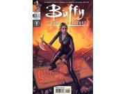 Buffy the Vampire Slayer #48 Art Cover Volume 1 (1998-2003) Dark Horse Comics VF