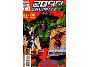 2099 Unlimited #4 (1993-1995) Marvel Comics VF