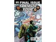 Fantastic Four #588 Volume 3 (1998-2012) Marvel Comics VF/NM
