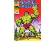 Marvel Fanfare #29 Volume 1 (1982-1992) Marvel Comics VF