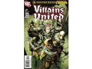 Villains United #3 (2005) DC Comics VF/NM