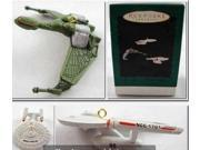 1995 The Ships of Star Trek Miniature Hallmark Ornaments (Starship Enterprise U.