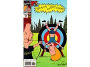 Beavis & Butt-Head #7 (1994-1996) Marvel Comics VF