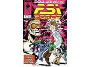 PSI-Force #17 (1986-1989) Marvel Comics VF/NM