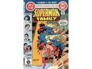 Superman Family #215 (1974-1982) DC Comics VG