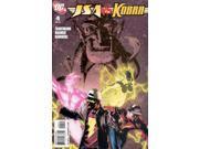 JSA vs Kobra #4 (2009-2010) DC Comics VF/NM