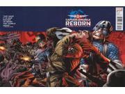 Captain America Reborn #2A (2009-2010) Marvel Comics VF+