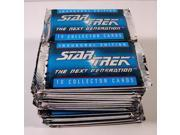 (36) 1992 Impel Star Trek the Next Generation Trading Card Packs Innagural Editi