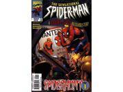 The Sensational Spider-Man #25A Volume 1 (1996-1998) Marvel Comics VF+