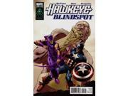 Hawkeye Blindspot #2 (2011) Marvel Comics VF/NM