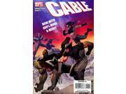 Cable #7 Volume 2 (2008-2010) Marvel Comics VF/NM