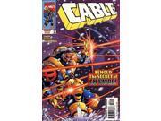 Cable #52 Volume 1 (1993-2002) Marvel Comics VF/NM
