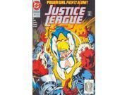 Justice League Europe #49 (1987-1996) DC Comics VF/NM