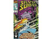 Silver Surfer #51 Volume 2 (1987-1998) Marvel Comics VF/NM
