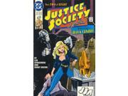 Justice Society of America #2 Volume 1 (1991) DC Comics VF+