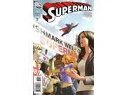 Superman #704 1:10 Variant Volume 2 (1987-2011) DC Comics NM