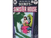 Secrets of Sinister House #15 (1972-1974) DC Comics VG