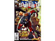 The Shield #5 (2009-2010) DC Comics VF/NM