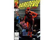 Daredevil #285 Volume 1 (1964-1998) Marvel Comics VF+