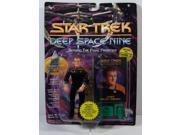 Star Trek Deep Space Nine Series 1 Chief Miles O'Brien Action Figure 1993 Playma