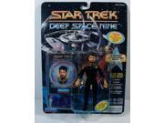 Star Trek Deep Space Nine Series 2 Lieutenant Thomas Riker Action Figure 1995 Pl