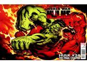 Hulk #24A (2008-2012) Marvel Comics VF+