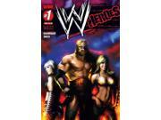 WWE Heroes #1B (2010) Titan Comics VF/NM