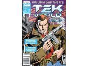 Tek World #1 Volume 1 (1992-1994) Marvel Comics VF+