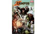 X-Campus #2 (2010) Marvel Comics VF/NM