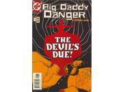 Big Daddy Danger #8 (2002-2003) DC Comics VF/NM