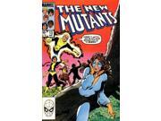 New Mutants #13 Volume 1 (1983-1991) Marvel Comics FN-