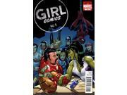 Girl Comics #1 (2010) Marvel Comics VF+