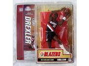 NBA McFarlane NBA Legends Series 2 Clyde Drexler Action Figure Portland Trailbla
