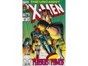 Uncanny X-Men #299 Volume 1 (1963-2011) Marvel Comics VF+