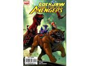 Lockjaw and the Pet Avengers #2 (2009) Marvel Comics VF/NM