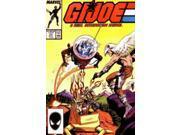 G.I. Joe A Real American Hero #59 (1982-1994) Marvel Comics VF+
