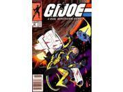 G.I. Joe A Real American Hero #65 (1982-1994) Marvel Comics VF+