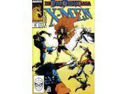 Classic X-Men #41 Volume 1 (1986-1995) Marvel Comics VF-
