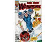 The New Warriors #28 Volume 1 (1990-1996) Marvel Comics VF