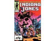 The Further Adventures of Indiana Jones #15 (1983-1986) Marvel Comics VF