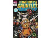 The Infinity Gauntlet #1 (1991) Marvel Comics VF+