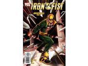 Iron Fist #3 Volume 4 (2004) Marvel Comics VF+