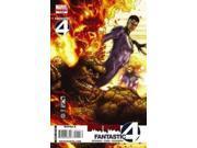 Dark Reign Fantastic Four #1A (2008-2009) Marvel Comics VF/NM