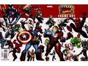 Marvel 70th Anniversary Frame Art (One-Shot) (2009) Marvel Comics VF+