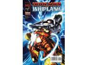 Iron Man vs Whiplash #2 (2010) Marvel Comics VF/NM