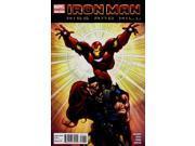 Iron Man Kiss and Kill (One-Shot) (2010) Marvel Comics VF/NM