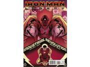 Iron Man Legacy #7 (2010-2011) Marvel Comics VF/NM