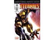 Eternals #8 Volume 4 (2008-2009) Marvel Comics VF/NM