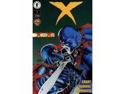 X #2 (1994-1996) Dark Horse Comics VF+