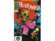 Fallen Angels #6 (1987) Marvel Comics VF
